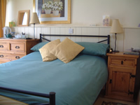 Internal View of Double Room self catering Accommodation with Ensuite